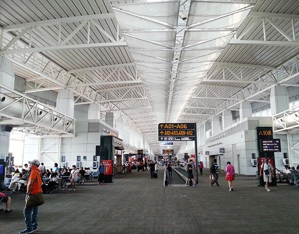广州白云机场出境网架结构厂家安装