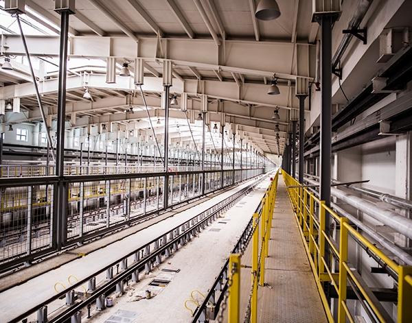伊宁地铁库管桁架加工厂家安装