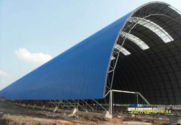 安庆电厂管桁网架加工厂家安装