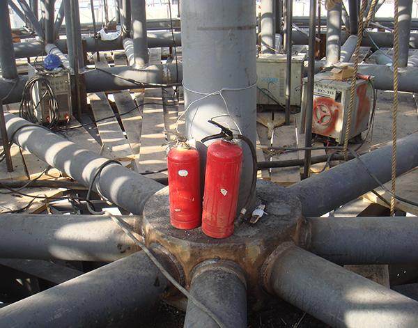 钢结构网架加工
