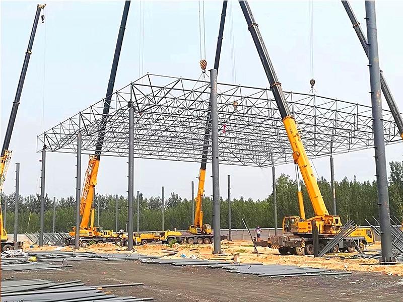 钢结构网架工程