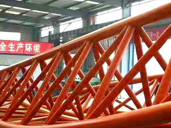 管桁网架加工厂家