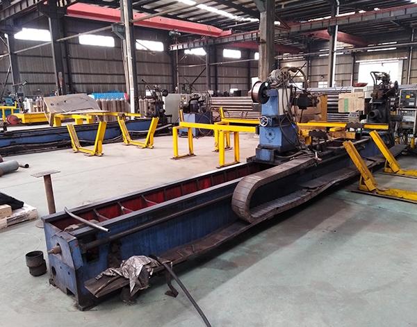 网架生产厂家自动焊接设备