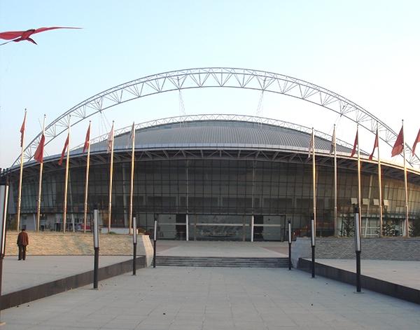 徐州体育中心-网架厂家
