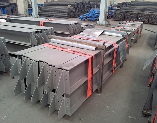 钢构件网架加工厂家