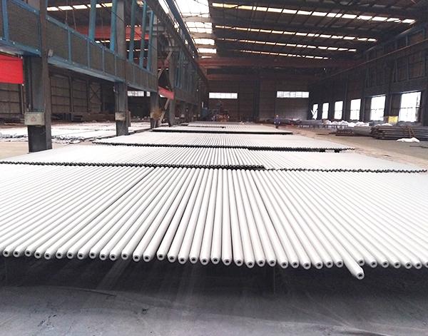 网架生产厂家杆件喷漆