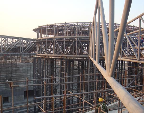 钢结构结构施工