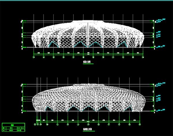 管桁架网架厂家设计方案