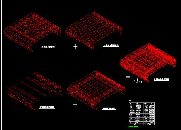 网架厂家管桁架设计