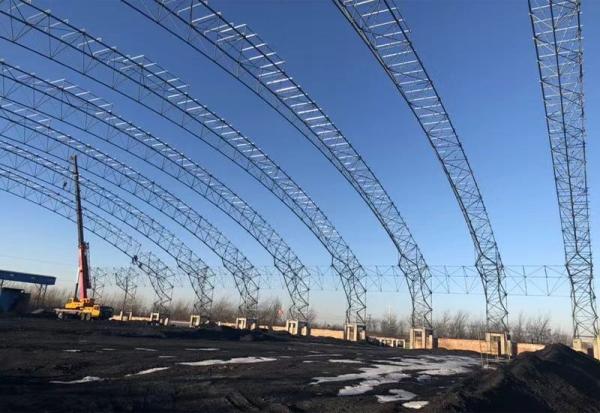 网架钢结构加工