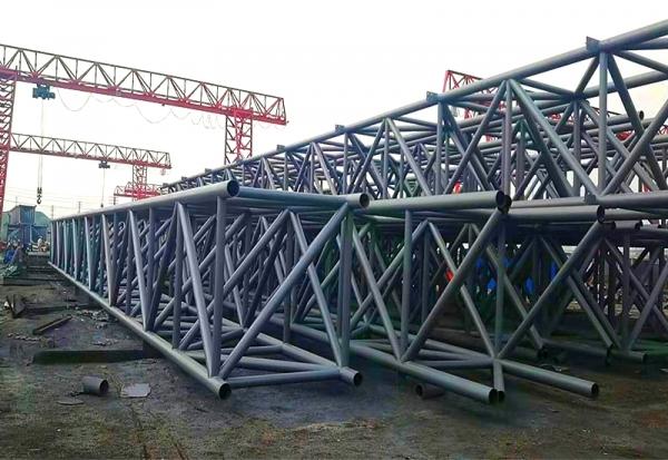 管桁架结构厂家安装