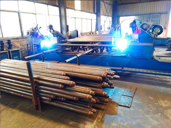 网架结构厂家杆件自动焊接